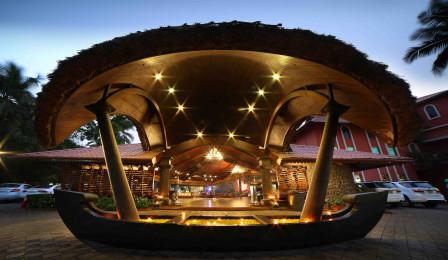 Uday Samudra Beach Resort