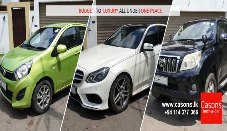 Casons Rent A Car (Pvt) Ltd