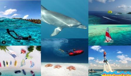 Watersports Point Maldives