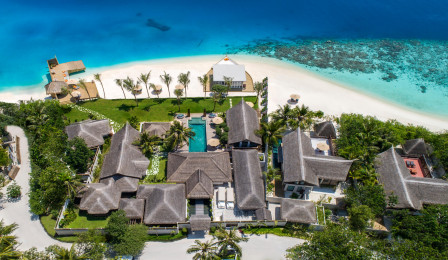 Royal Residence at Jumeirah Vittaveli