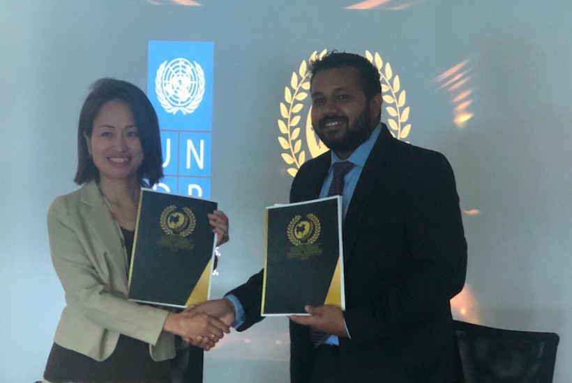 UNDP Appointed as a Supporting Partner of SATA 2018