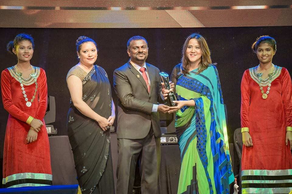SATA Gala & Awards 2017 held at Equator Village, Addu City, Maldives.