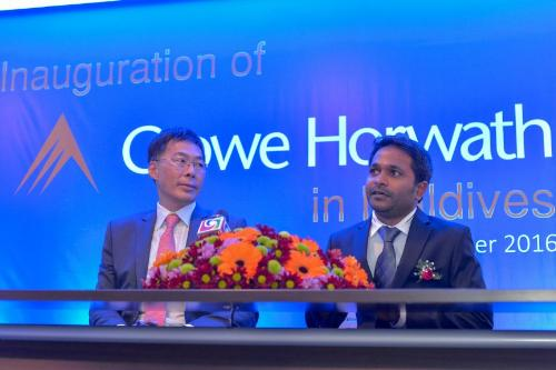 Crowe Horwath Maldives has been appointed as the official auditors of South Asian Travel Awards (SATA)
