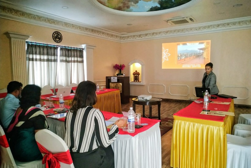SATA 2019 Evaluations commence in Kathmandu for Nominees from Nepal