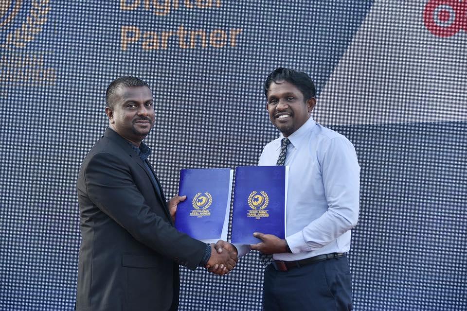 Ooredoo Maldives signs as Digital Media Partner for the South Asian Travel Awards 2020