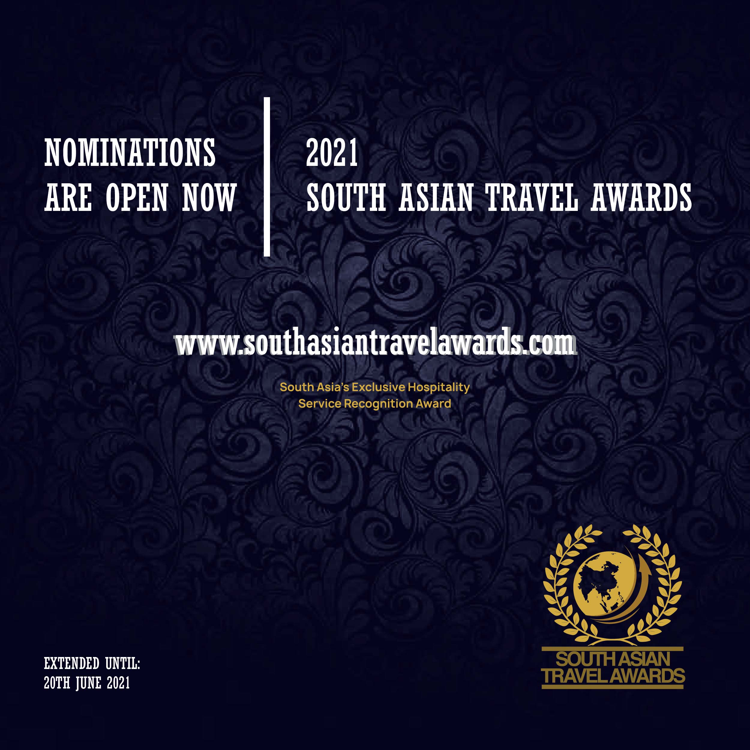 SATA NOMINATION DEADLINE EXTENDED AMID NEW WAVE OF COVID ACROSS THE REGION