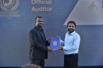 Crowe Maldives signs as Offical Auditor for the South Asian Travel Awards 2020