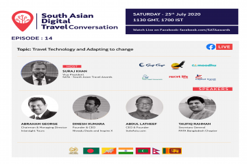 Experts Talks on Travel Technology & Adapting to change